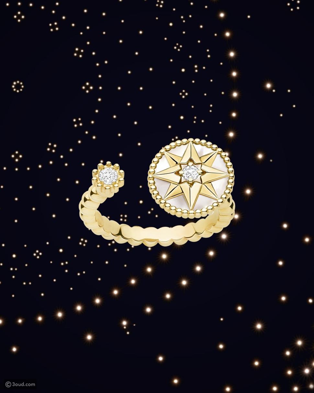 اختيارات Dior المجوهرات والساعات الفاخرة للعطلات