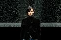 تنورة ناعمة وقطعة علوية من المخمل من Giorgio Armani
