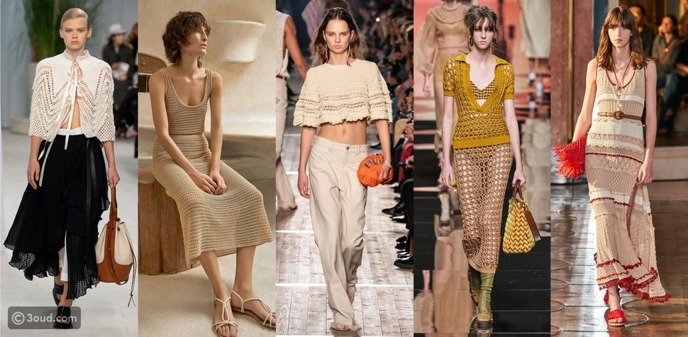 اختاري إطلالتك لعيد الأضحى من أبرز صيحات عروض أزياء ربيع 2020