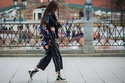 Moscow street style - Russia Fashion Week