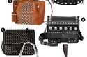Bag Trends - Silver studs