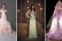 الفساتين الملونة