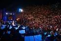أحلام تشدو في جرش بحضور الملكة رانيا
