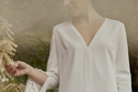 فستان قصير من Amsale