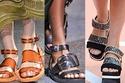 صيحة الأحذية القبيحة Ugly Sandals Trend