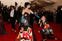 Kate Perry in Jeremy Scott