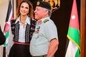 عيد زواجها ال22: الملكة رانيا و زوجها الملك عبدالله الثاني