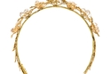 ROSANTICA BY MICHELA PANERO Maria gold-plated pearl headband