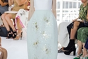 أجمل اطلالات العرائس من أسبوع نيويورك للموضة
