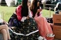 Seoul Fashion Week Street Style Take-Three