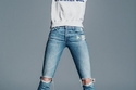 Candice Swanepoel for Mother Denim