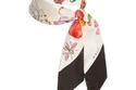 Gucci floral-print silk-twill scarf