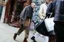 Newyork's fashion week - Street Style
