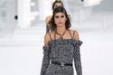 فستان بطبقات متعددة من Chanel