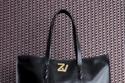 حقيبة سوداء كبيرة من Zadig & Voltaire