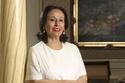 وفاء القطامي: أوّل سيدة كويتية تصل الى منصب مدير الخزينة ومدير عام في الجهاز المصرفي بالوكالة.