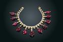 Spinel necklace مصنوعة بالطراز الهندي وبيعت بما يقرب 2 مليون دولار