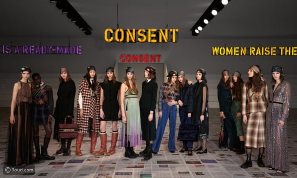 أزياء Christian Dior لخريف وشتاء 2020 للمرأة القوية