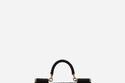 حقيبة سوداء من خامة أنيقة للغاية من دولتشي اند غابانا Dolce & Gabbana
