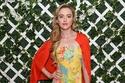 Actress Kathryn Newton بأزياء ملونة من  Ralph Lauren