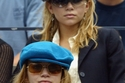 At the US Open in 2003