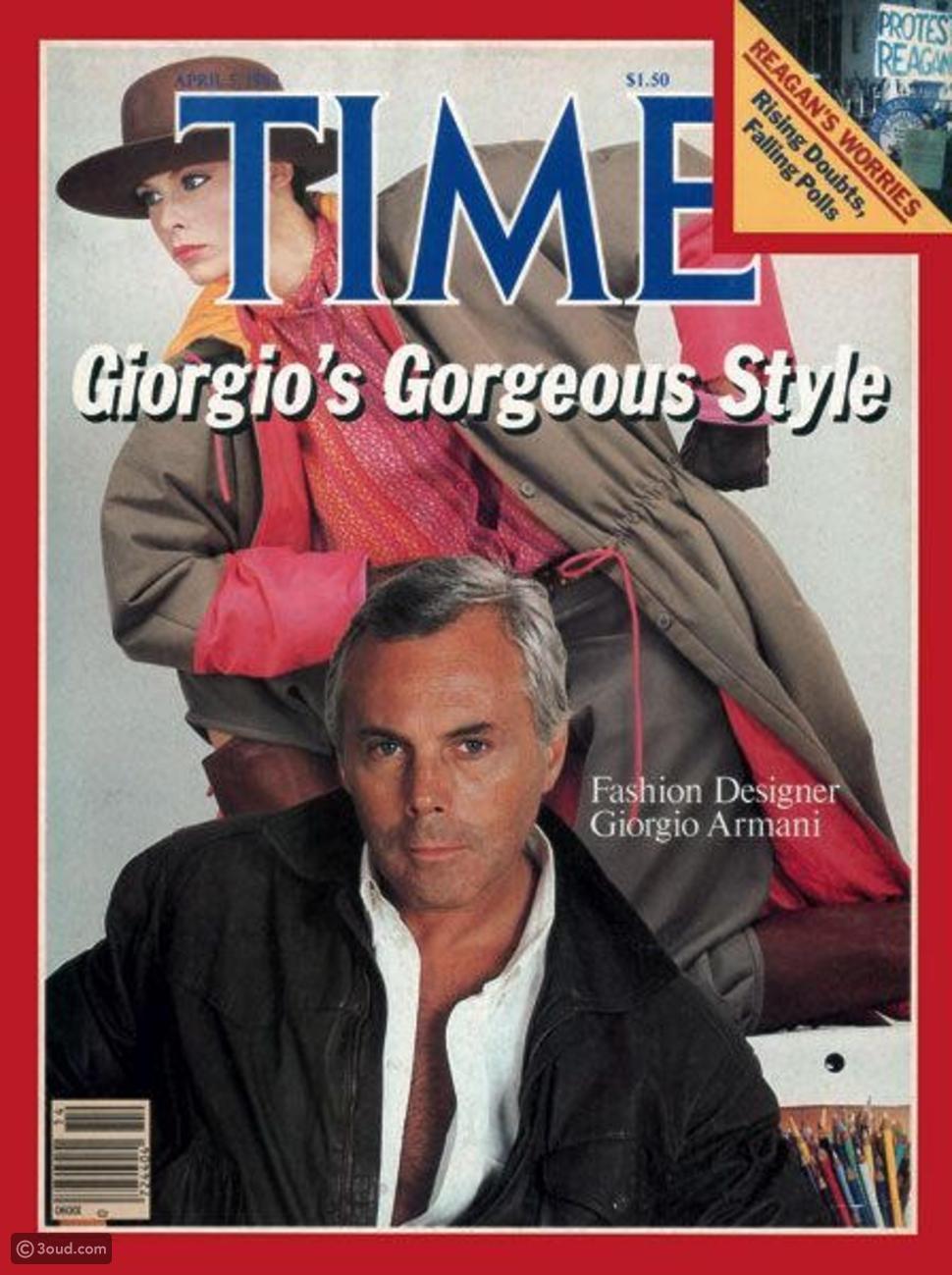 بمناسبة عيد ميلاده الـ86.. تذكري أشهر فساتين جورجيو أرماني
