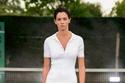 فستان تنس أبيض من David Koma
