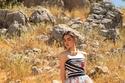 فستان بألوان أنيقة وناعمة من إيلي صعب