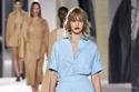 Jumpsuit بلون أزرق فاتح من Hermès