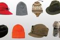 قبعات مختلفة