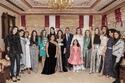 حفل عشاء الشيخة هنوف الصباح على شرف ضيوف Net-A-PorterX3oud.com