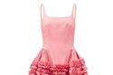 فستان Angie من القطن البوبلين