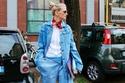 Jeans street style - 2016