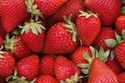 ثلاث أرباع كوب فراولة أو ما يعادل 6 حبات متوسطة 36 سعرة حرارية