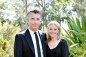 John Pearson and Alison Edmond