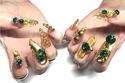 زيّني أظافرك بالشواروفسكي والأحجار الكريمة من تصميم Sarah Nguyen