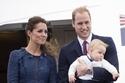 الأناقة الملكية ليس لها حدود بالنسبة للأمير جورج الصغير