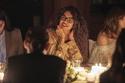 BURBERRY تستضيف النجوم في عشاء الميلاد في باريس