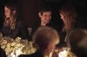 BURBERRY تستضيف النجوم في عشاء الميلاد في باريس1