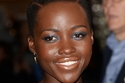 Lupita Nyongo in Metallic Makeup