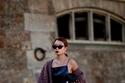 أزياء ستريت ستايل في أسبوع الموضة في باريس لربيع وصيف 2022
