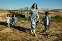 Farah Behbehani and her adorable kids