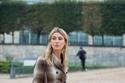 حقيبة Dior Saddle مزينة الحواف بالفرو