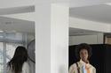 ظهر هذا العمود مراراً وتكراراً في جلسة تصوير مجموعة Louis Vuitton