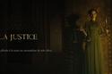 """""""العداله"""" فستان شيفون طويل بطيات يدويه من الحرير"""