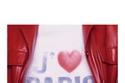 T-shirt من Dior يعبر عن حب باريس