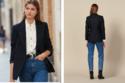 29 طريقة لارتداء جاكيت البليزر كبيرة الحجم الواسعة بأناقة