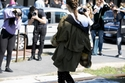 أزياء الستريت ستايل من أسبوع الموضة في ميلانو 1