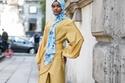 أزياء الستريت ستايل من أسبوع الموضة في ميلانو 2