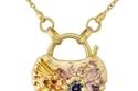 سلسلة من Polly Wales بألوان متعددة بـ8200 جنيه استرليني